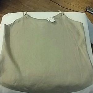 Linen cami top